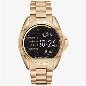 NWT Michael Kors Unisex Smartwatch